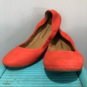 Lucky Brand LK - Emmie leather flats